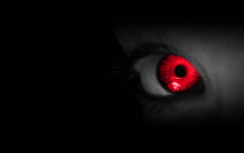 70 Red Eye Wallpaper On Wallpapersafari