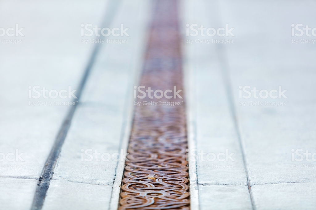 Rusty Steel Storm Drain Environment Pattern Texture Background 1024x682
