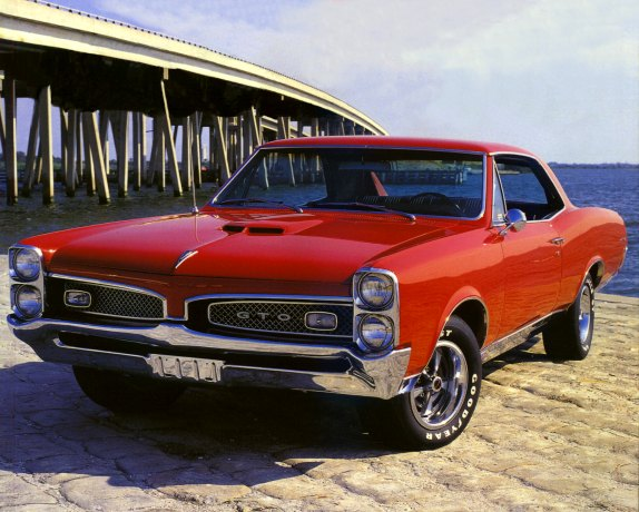 Picture of 1967 Pontiac GTO exterior 574x460