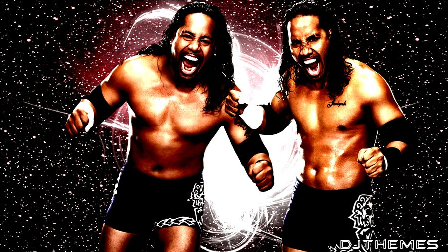 Jimmy and Jey Uso   RatedRhd2001 by RatedRhd2001 900x506