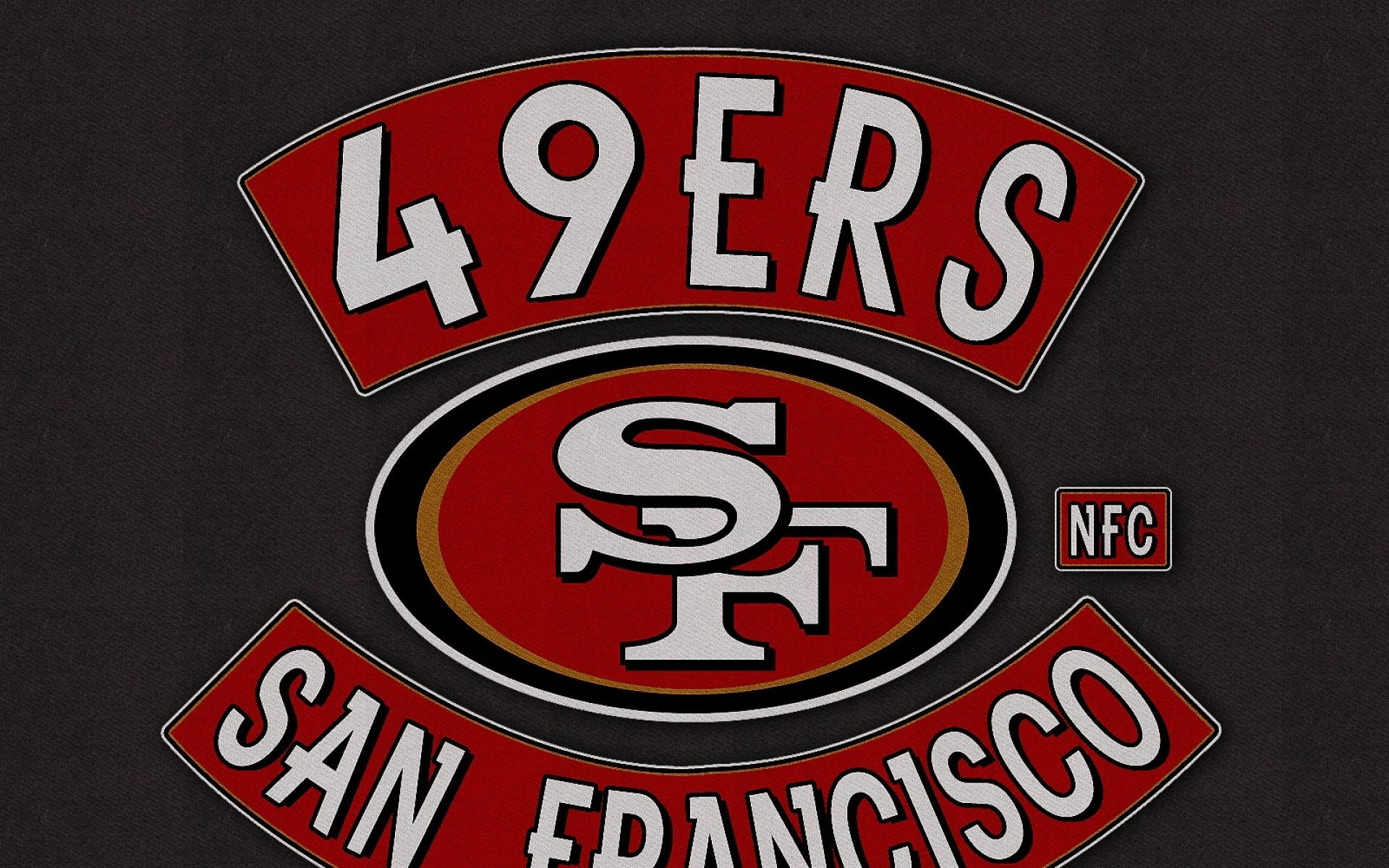 SAN FRANCISCO 49ers nfl football ru wallpaper 1920x1200 154206 1920x1200
