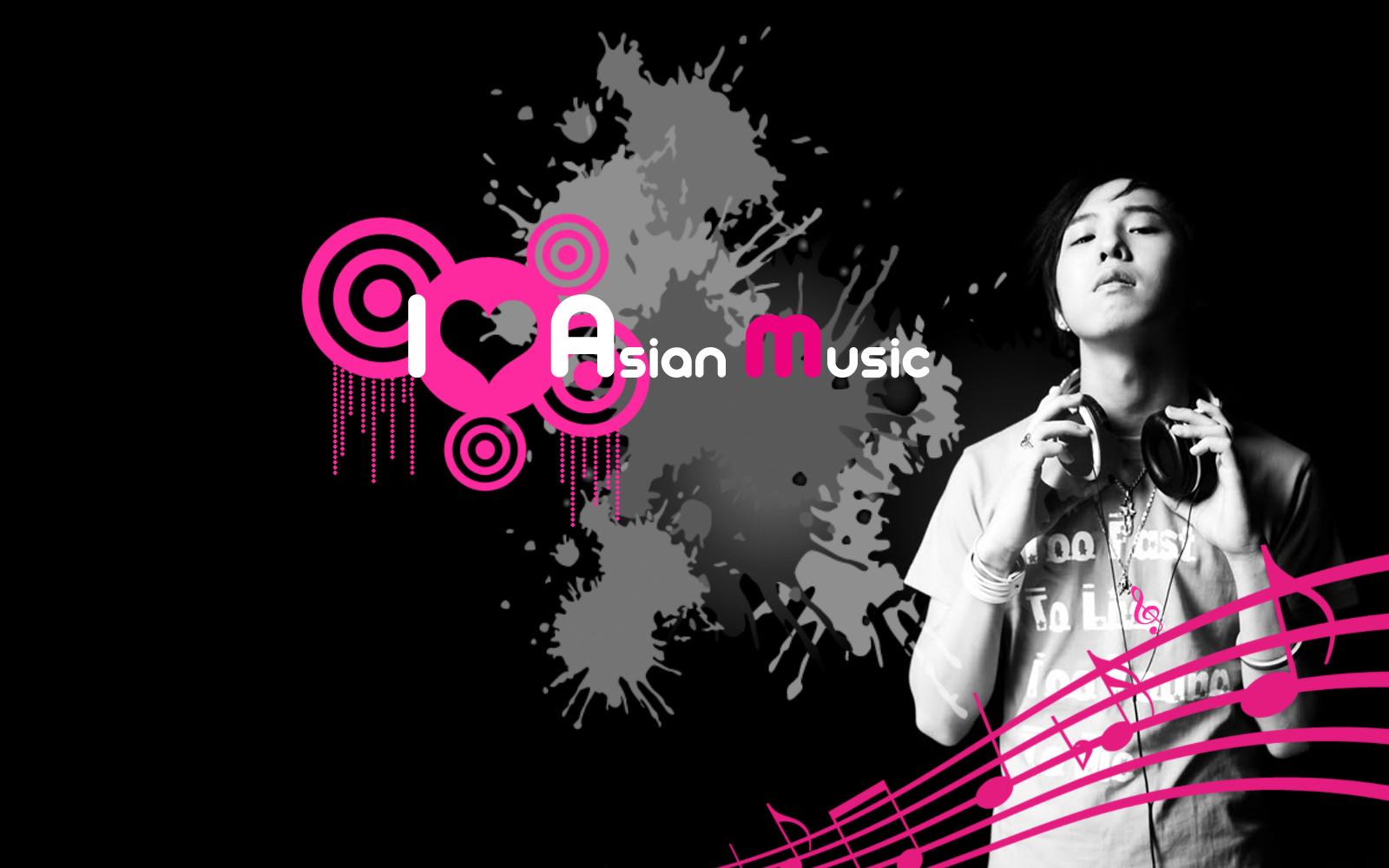 love asian music wallpaper by marcelademeter customization wallpaper 1600x1000
