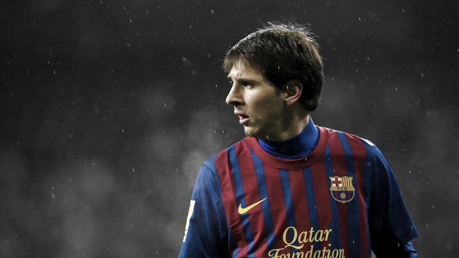 Lionel Messi HD Wallpaper 1600x900