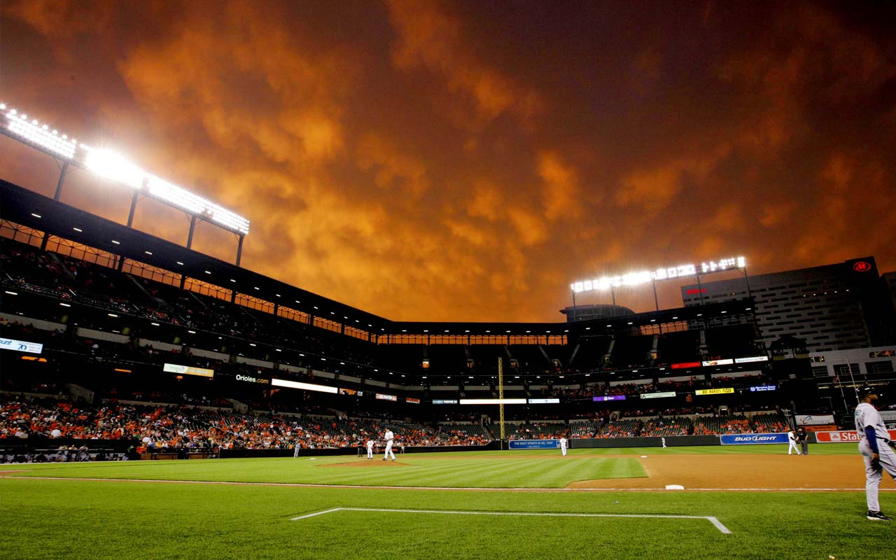 baseball stadium wallpaper 1280x800