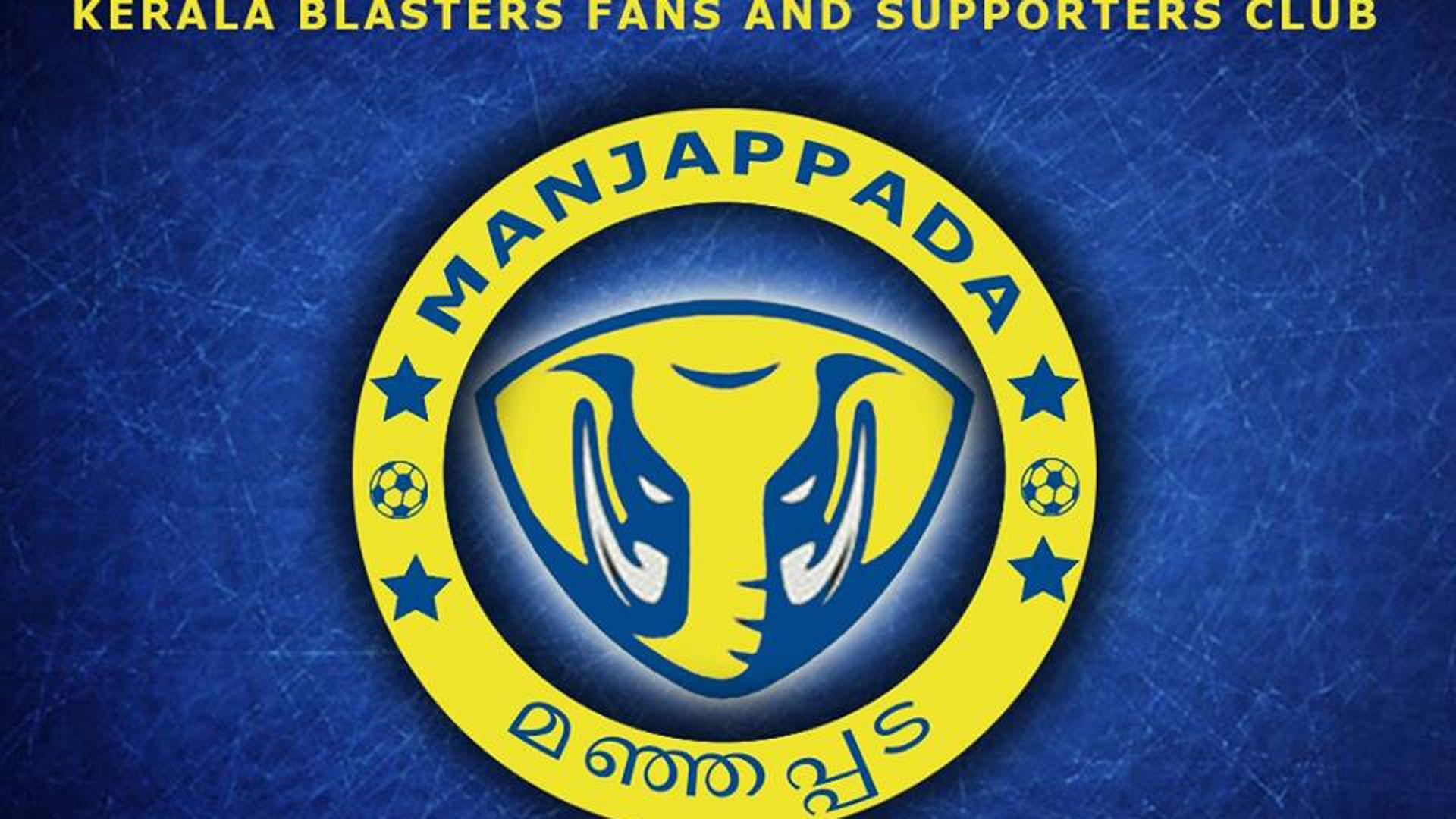 Kerala Blasters Fan Group Manjappada Win fan Club   St John 1920x1080
