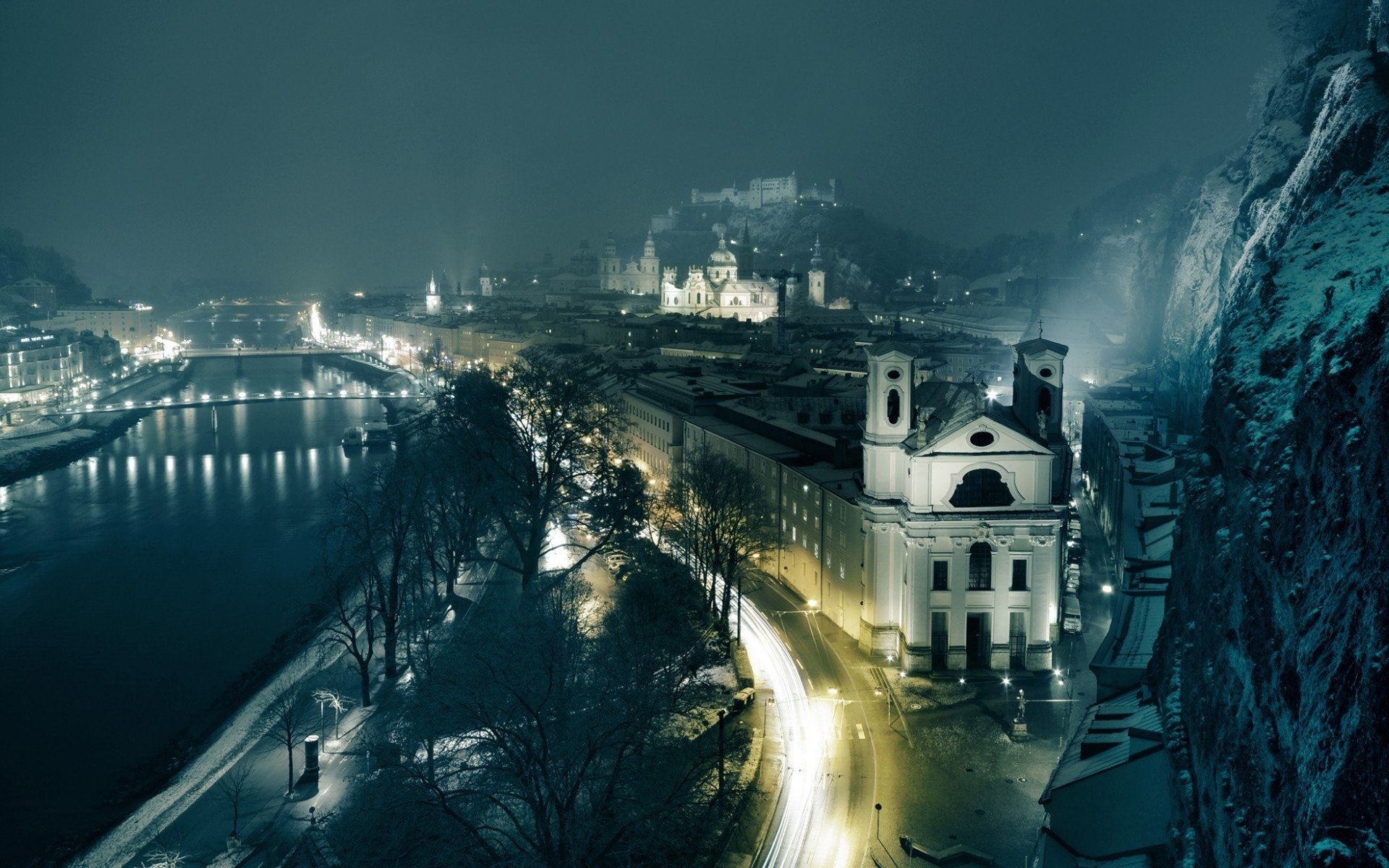 7 Salzburg HD Wallpapers Background Images 1920x1200