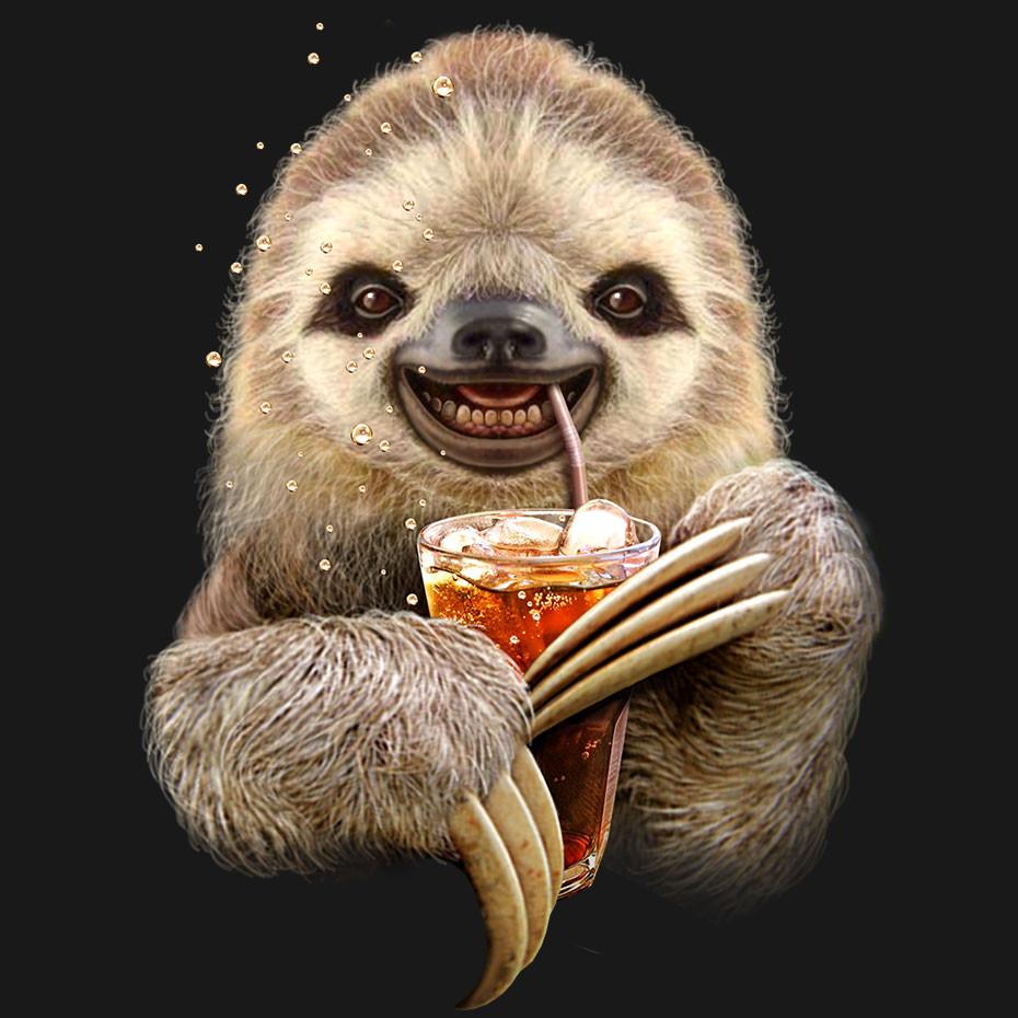 Astronaut Sloth Wallpaper Wallpapersafari