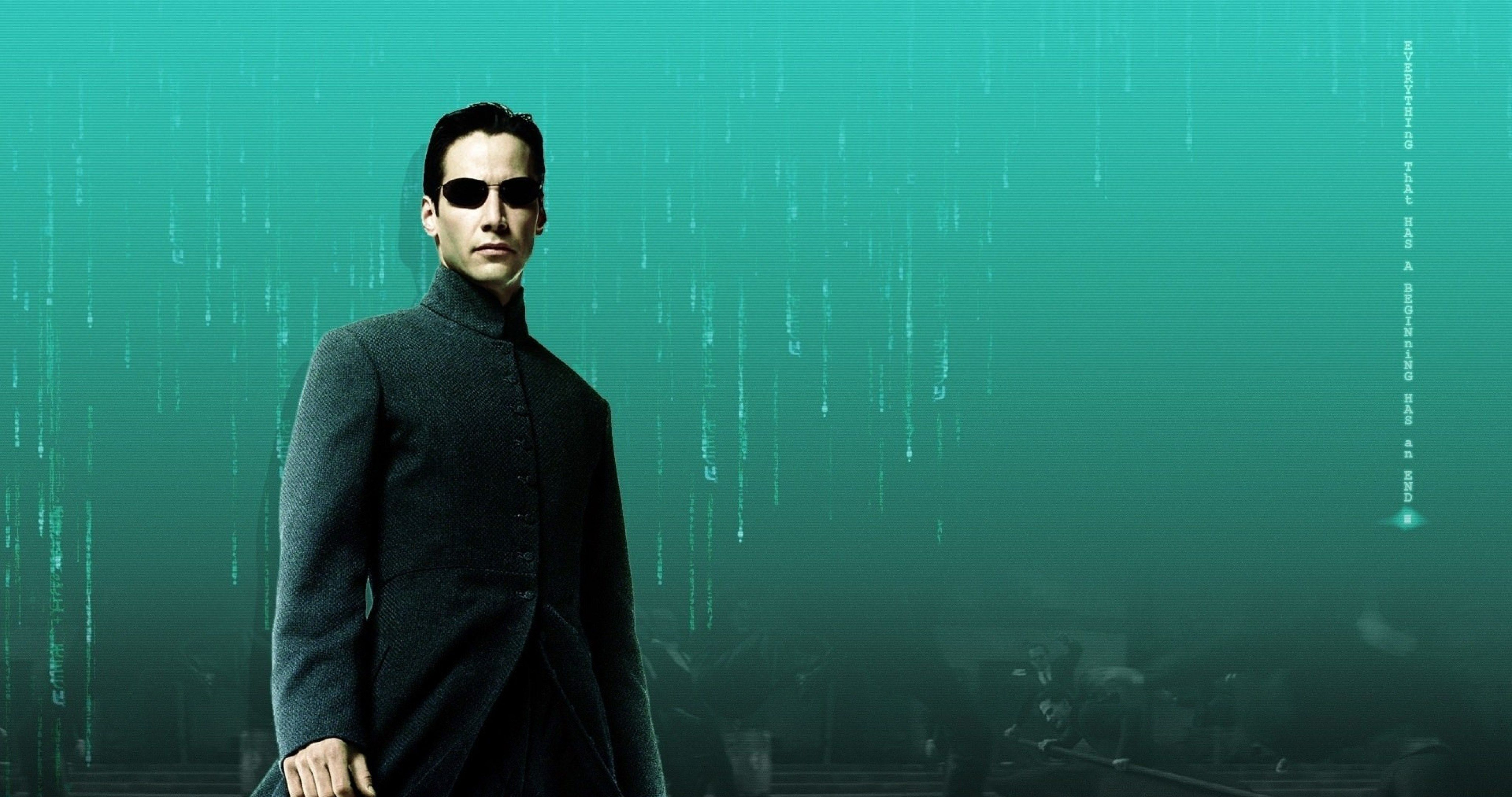 Free download the matrix neo 4k ultra hd wallpaper ...
