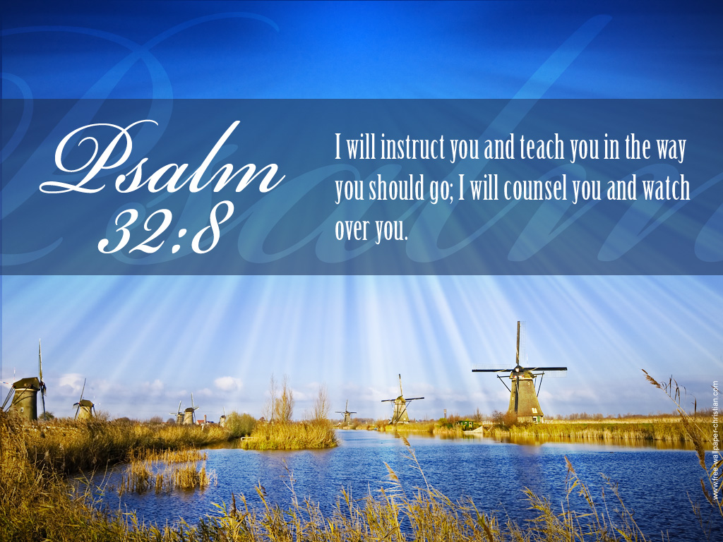 Christian Bible Verse Desktop Background 1024x768