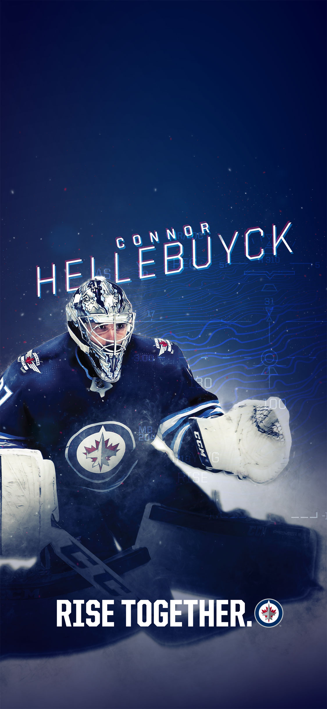 Winnipeg Jets Wallpapers 94 images in Collection Page 3 1125x2436