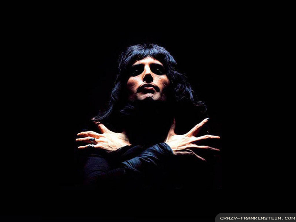 Wallpaper Freddie Mercury singing wallpapers 1024x768