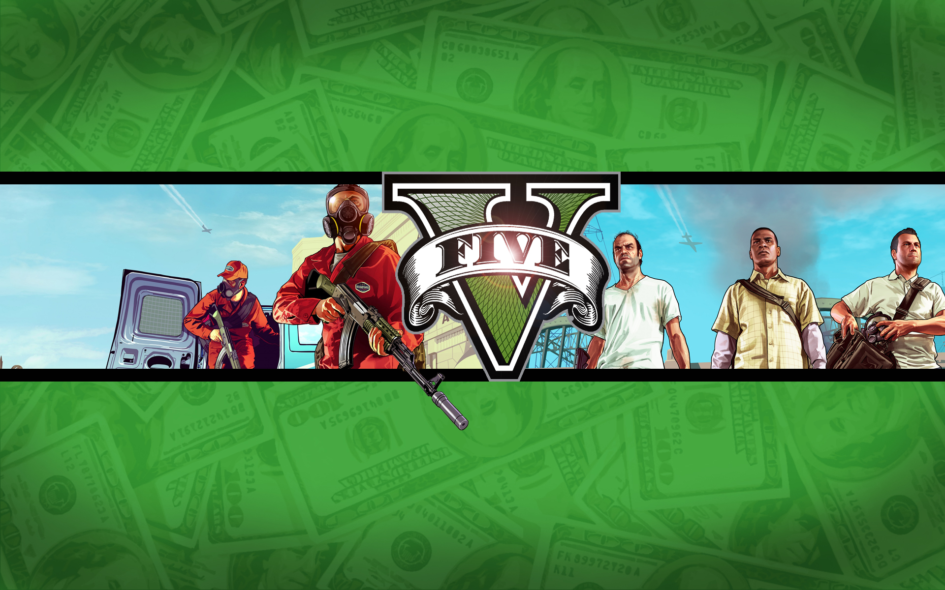 GTA V Wallpapers 1920x1200