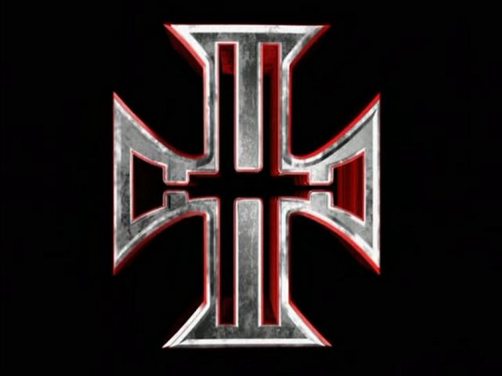 Triple H Logo Graphics Pictures Images for Myspace Layouts 1024x768