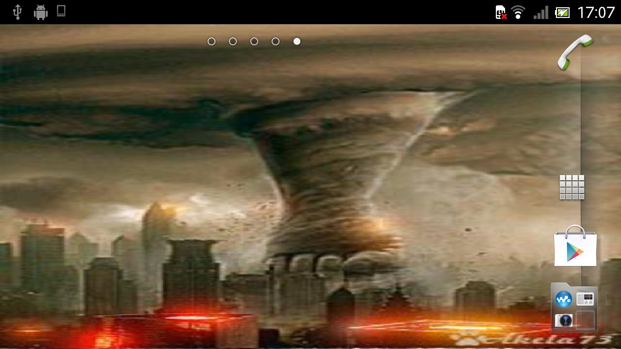 Tornado Live Wallpaper   Android Apps on Google Play 1280x720