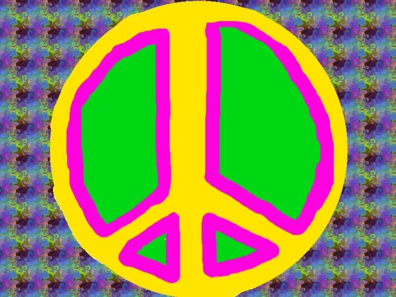 Peace Sign wallpaper   ForWallpapercom 808x606