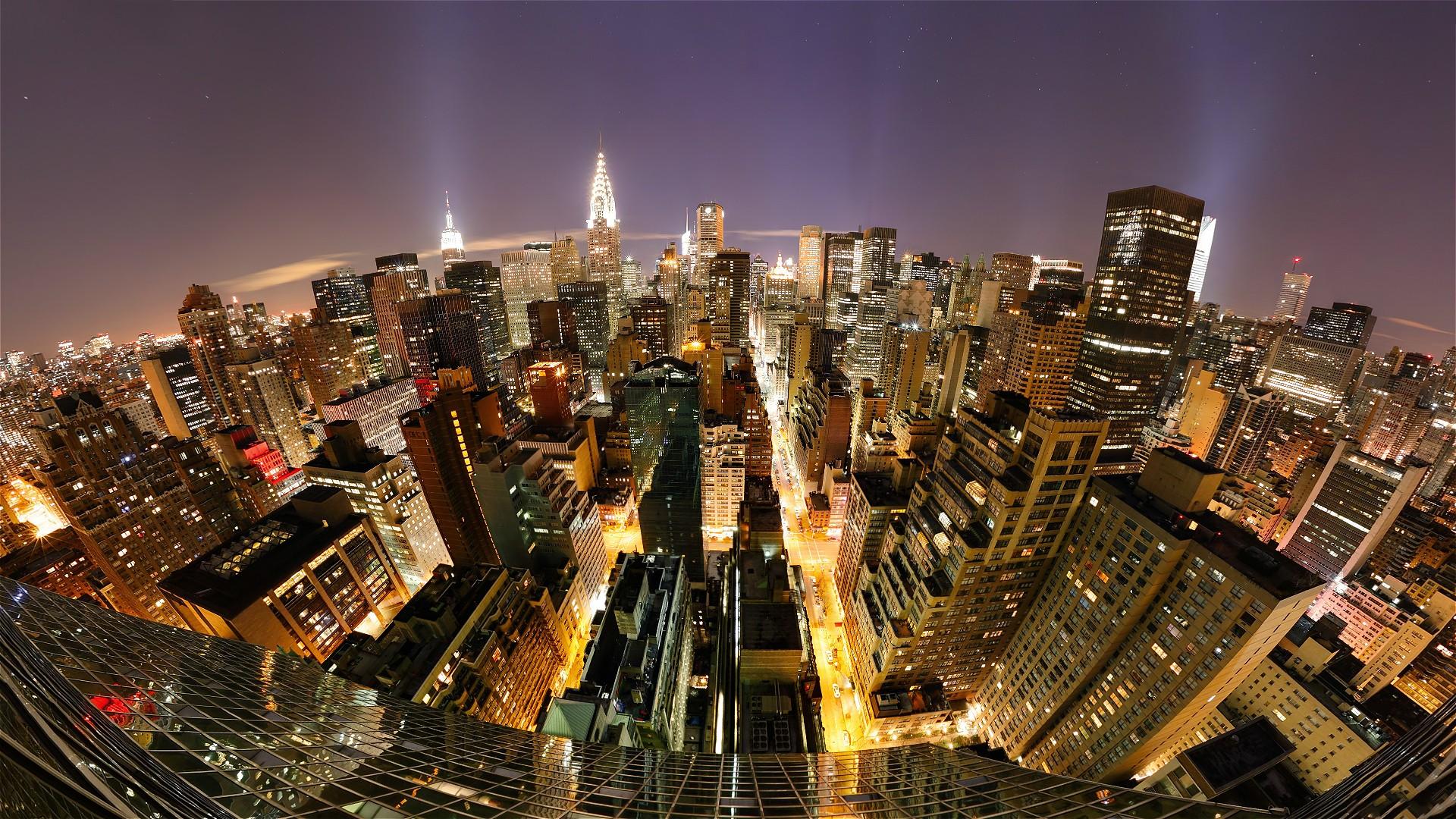 New York City Desktop Wallpaper Widescreen 1920x1080