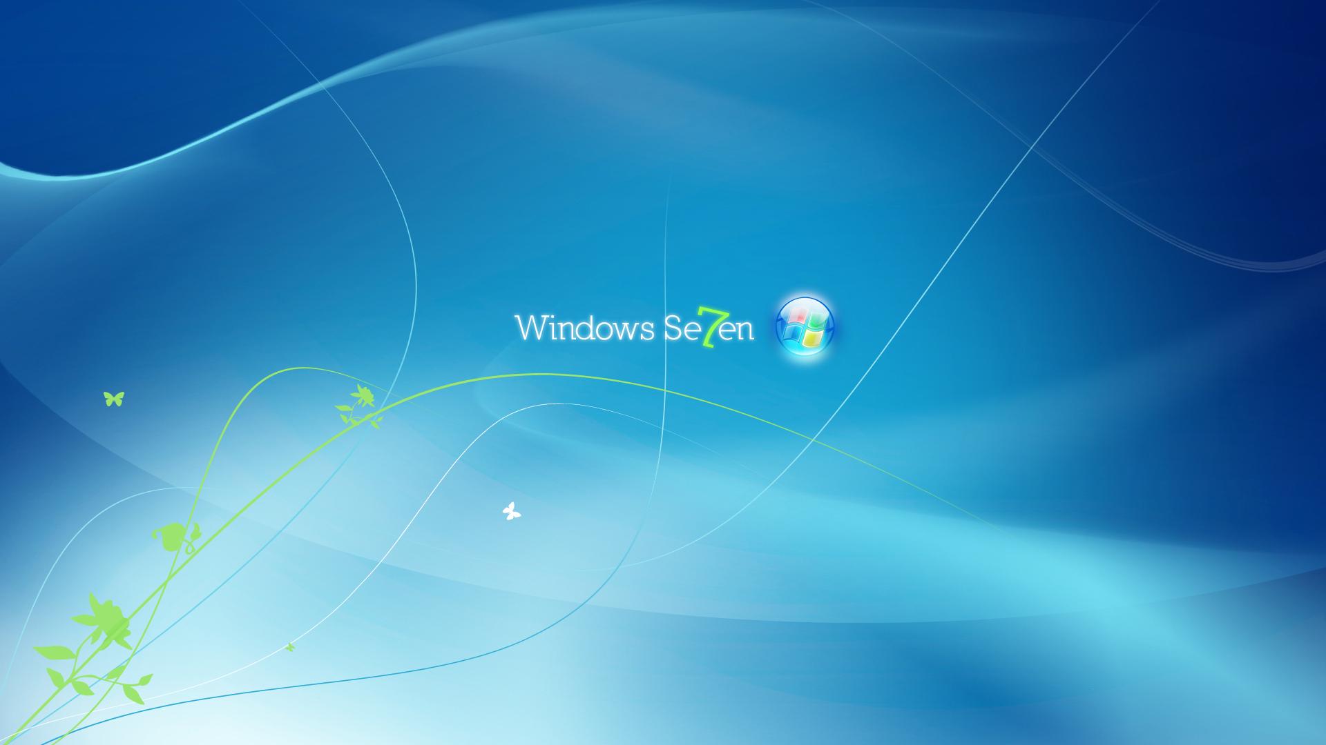 Windows Seven HD 1080p Wallpapers HD Wallpapers 1920x1080