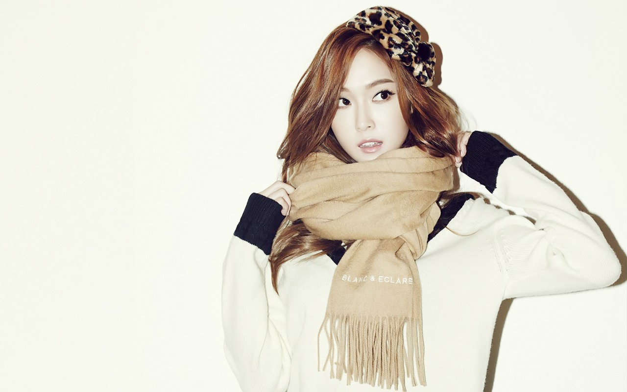 Jessica SNSD images Jessica   BLANC ECLARE HD wallpaper and 1280x800