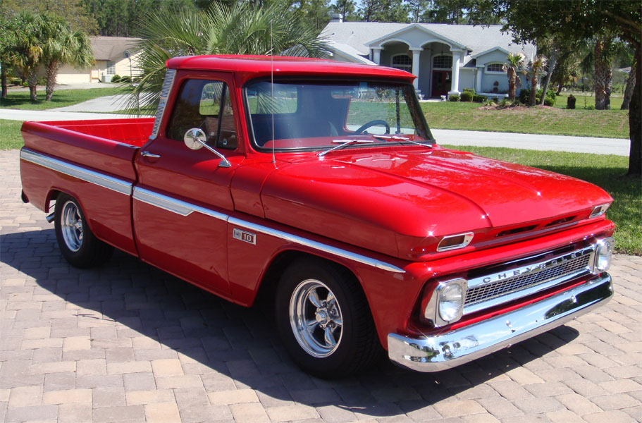 Chevy Truck Wallpaper 911x600