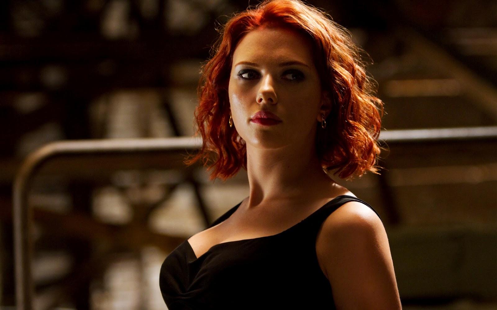 Johansson as Black Widow HD Wallpapers HD Wallpapers Backgrounds 1600x1000