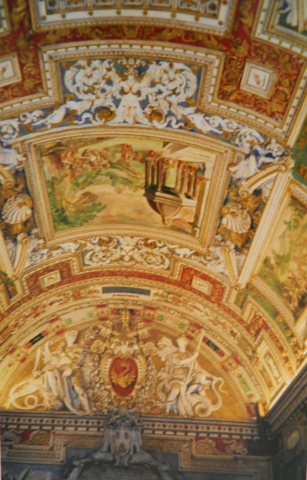 48 Sistine Chapel Wallpaper Mural On Wallpapersafari