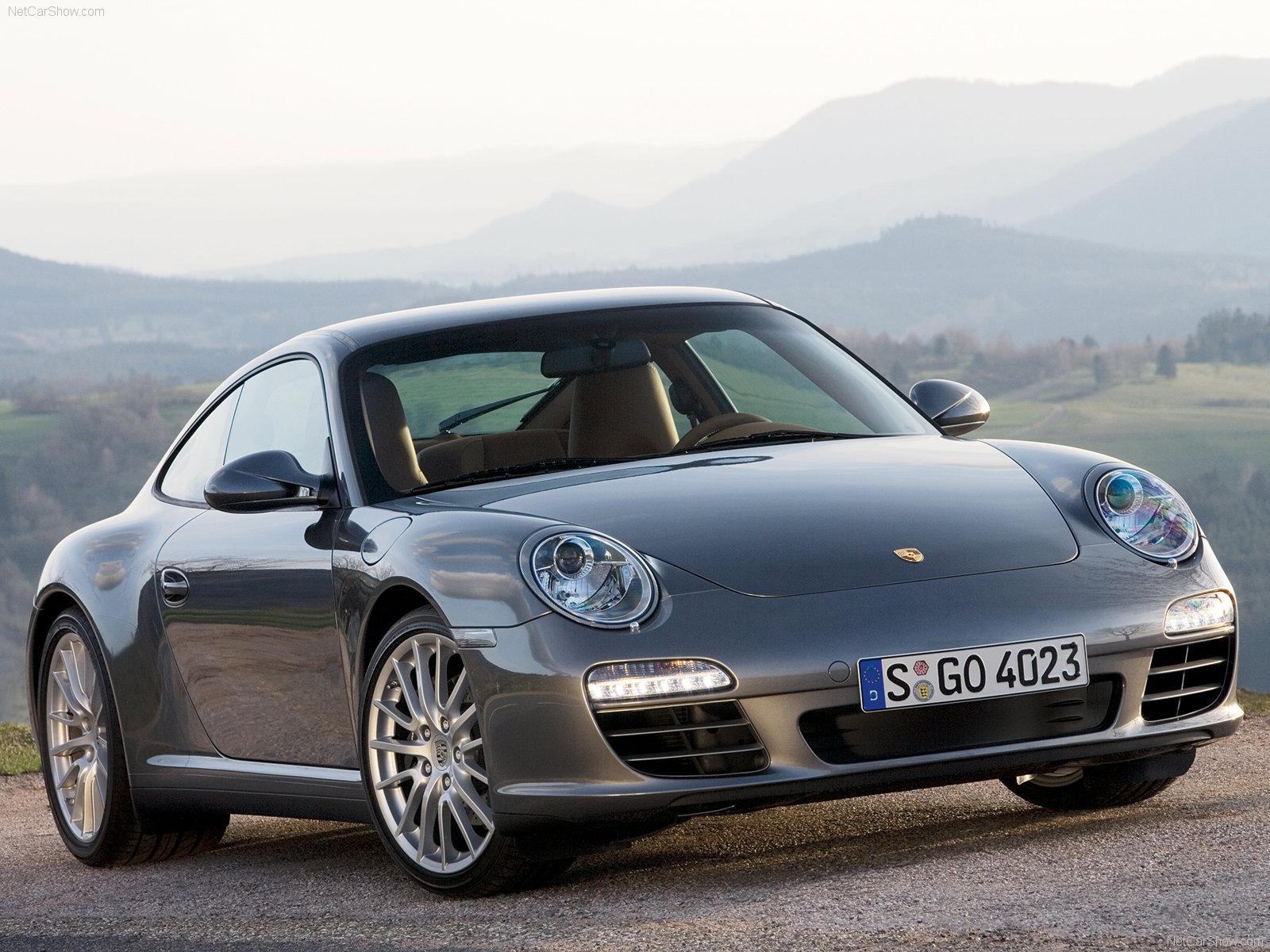 porsche wallpapers grey porsche 911 2009 grey porsche 911 carrera 4 1600x1200