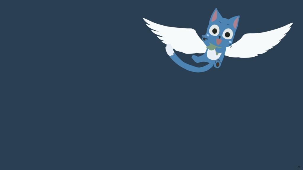 Happy Fairy Tail Vector Art by greenmapple17 1024x576