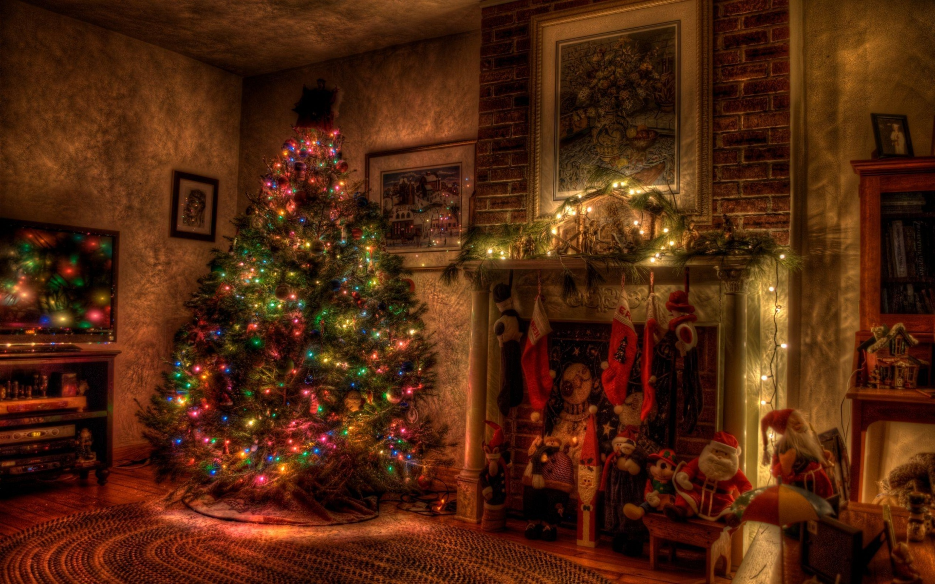 HD Christmas Wallpaper 1920x1200