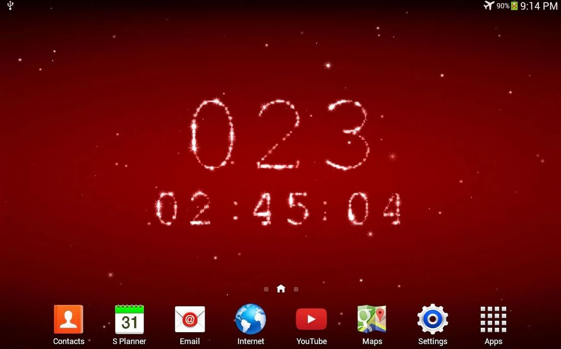 Countdown to Christmas Apps for Android 1105x688