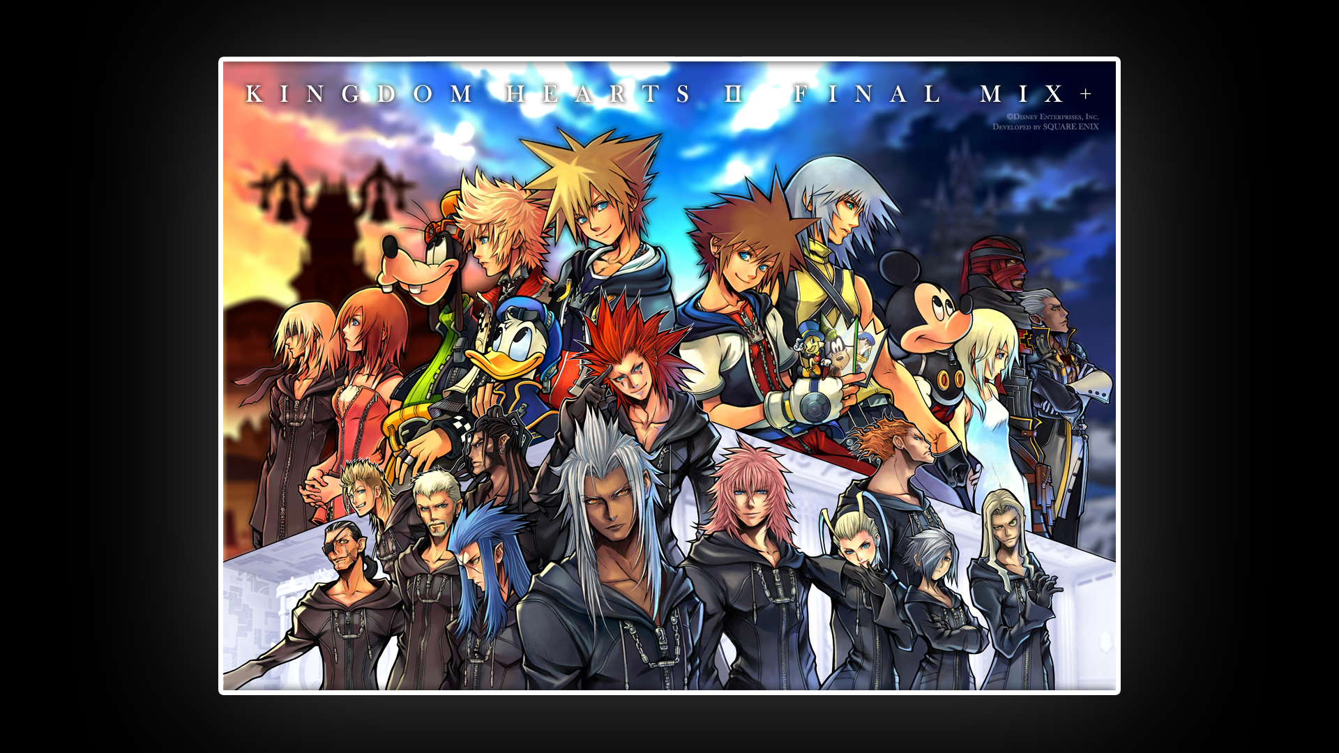 Free Download Download Kingdom Hearts Hd Wallpapers 1920x1080