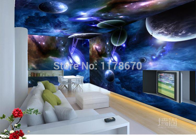 50 Galaxy Wallpaper For Rooms On Wallpapersafari