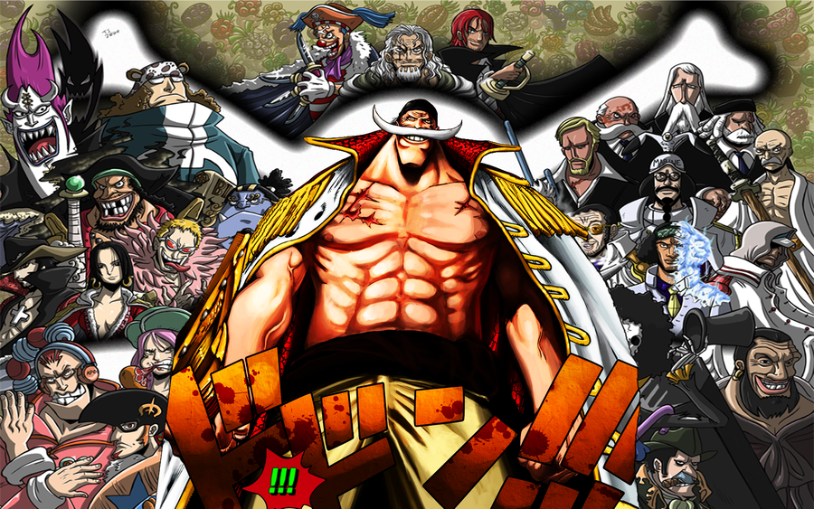 48+ One Piece Android Wallpaper on WallpaperSafari
