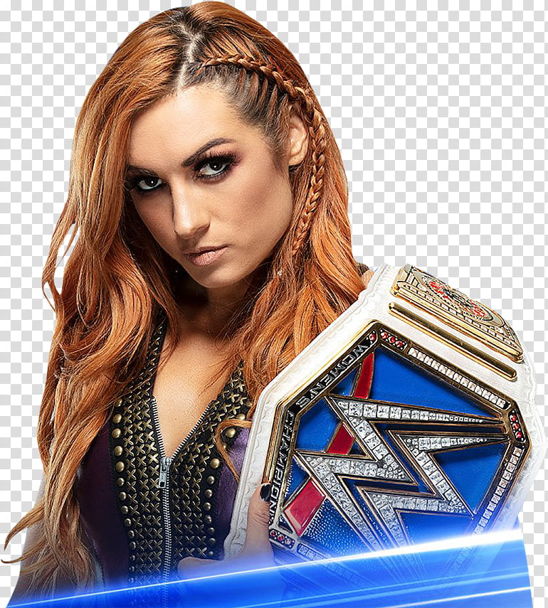Becky Lynch SmackDown Women Champion Preview transparent 770x855