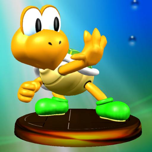 Koopa Troopa - Smashpedia, the Super Smash Bros. wiki.