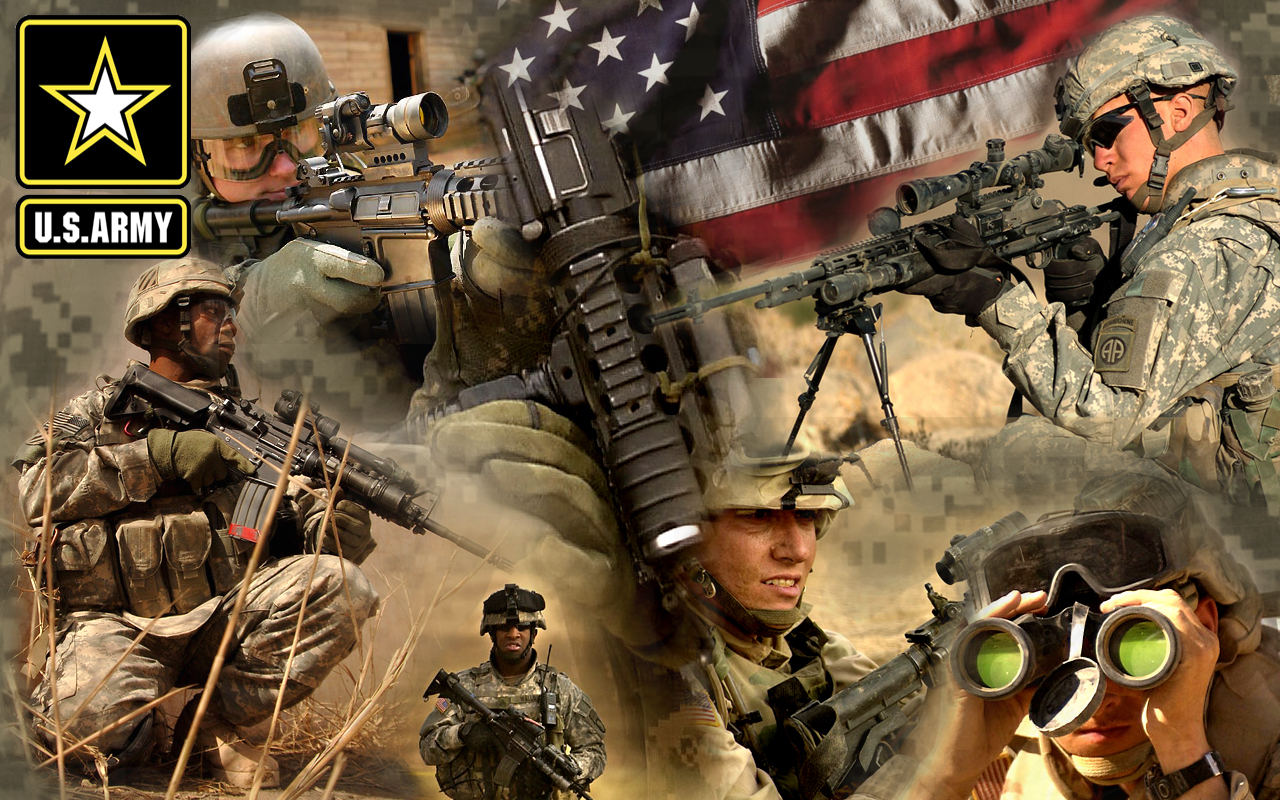 Wallpaper US Army Wallpapers Wallpaper HD 1280x800