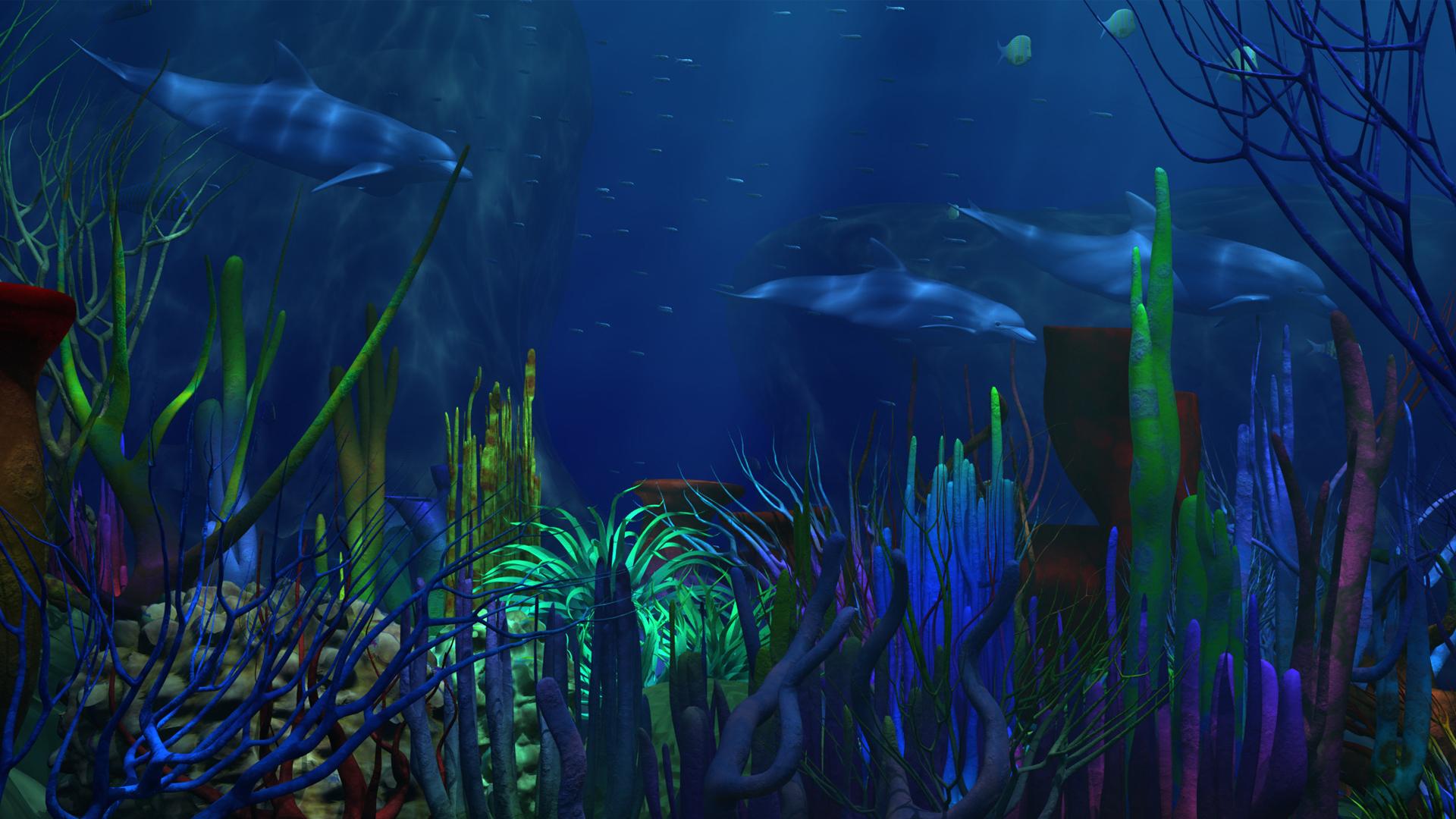 Underwater HD Wallpaper 1920x1080 1 Hebusorg High Definition