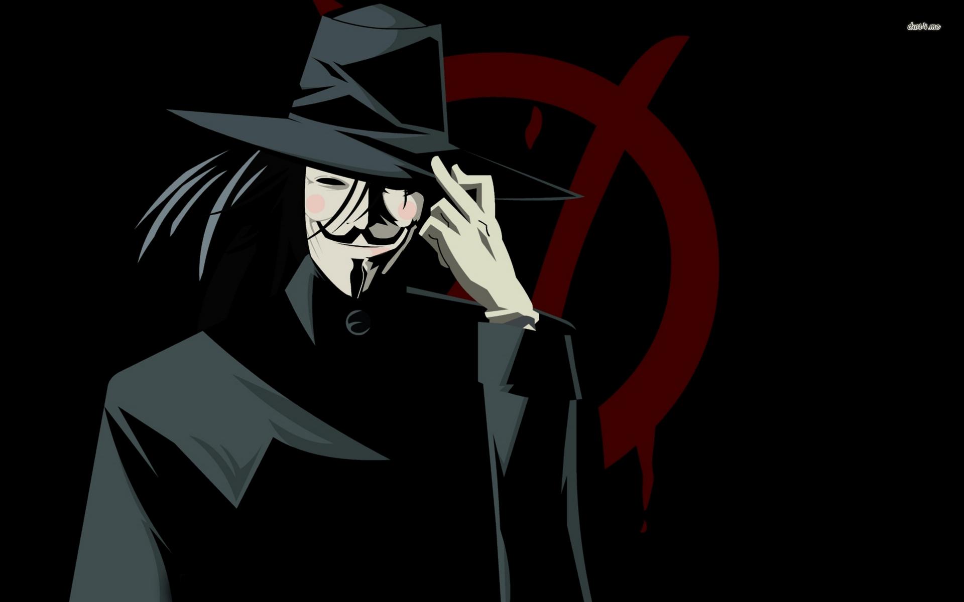 V For Vendetta Wallpapers 1920x1200