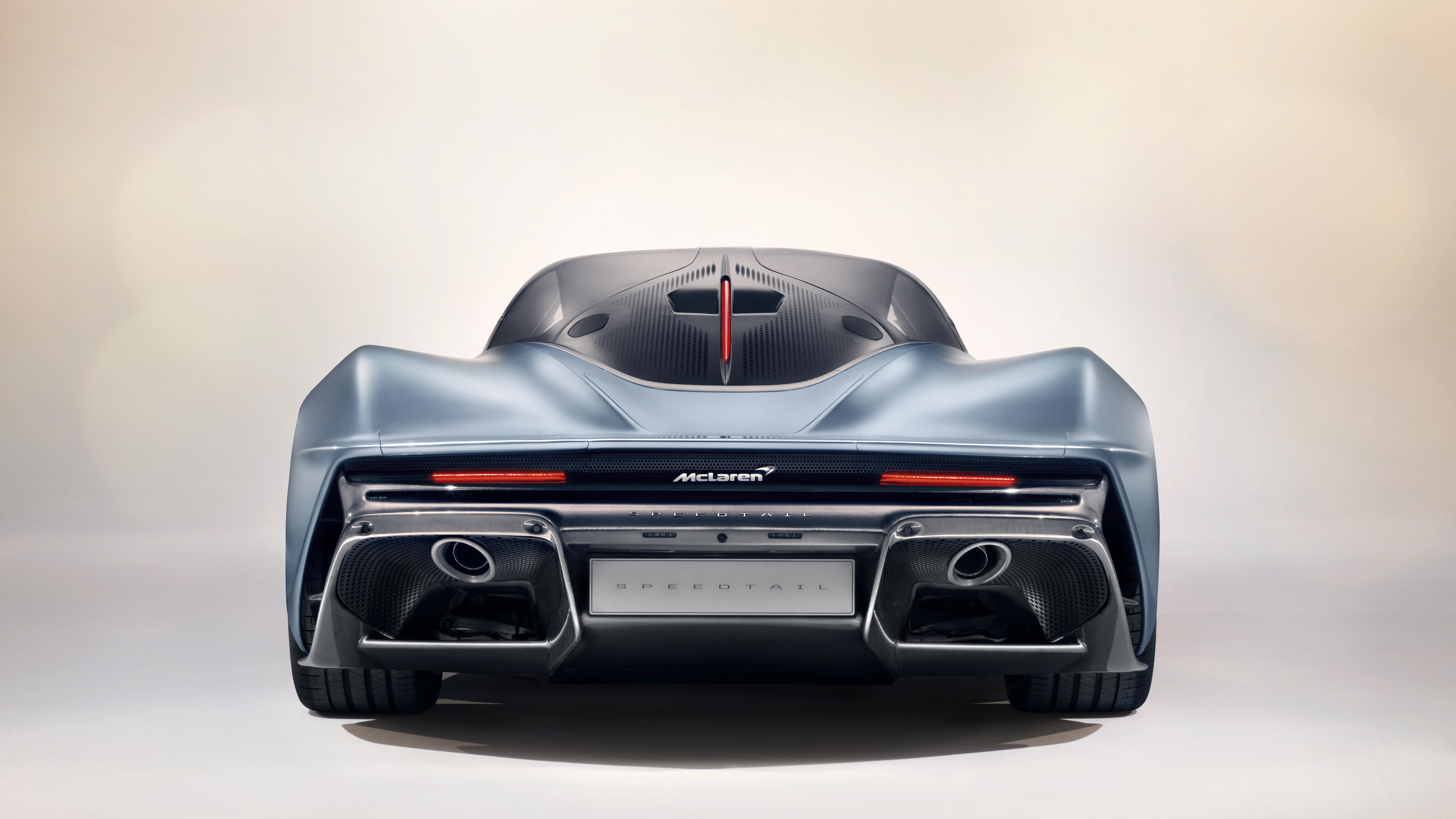 2019 McLaren Speedtail 4K 8K Wallpaper HD Car Wallpapers ID 11479 7680x4320