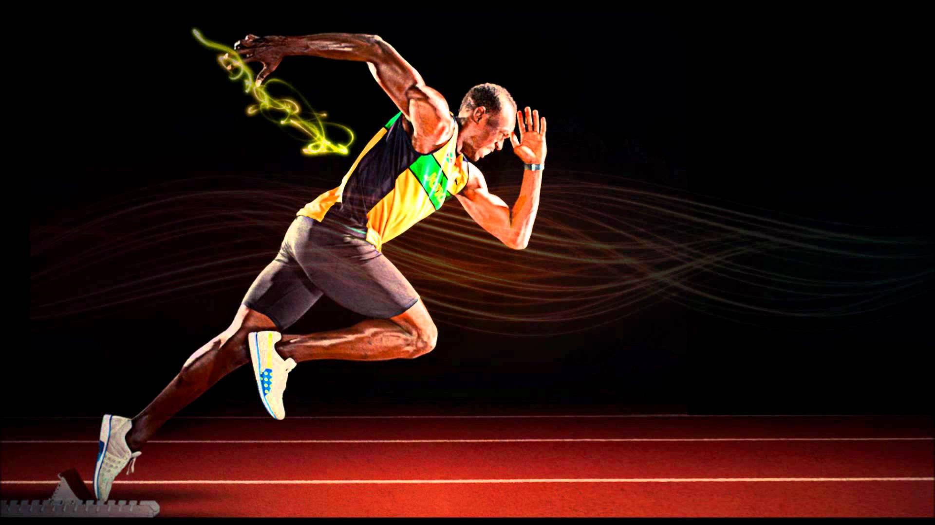 Usain Bolt Wallpaper 1920x1080