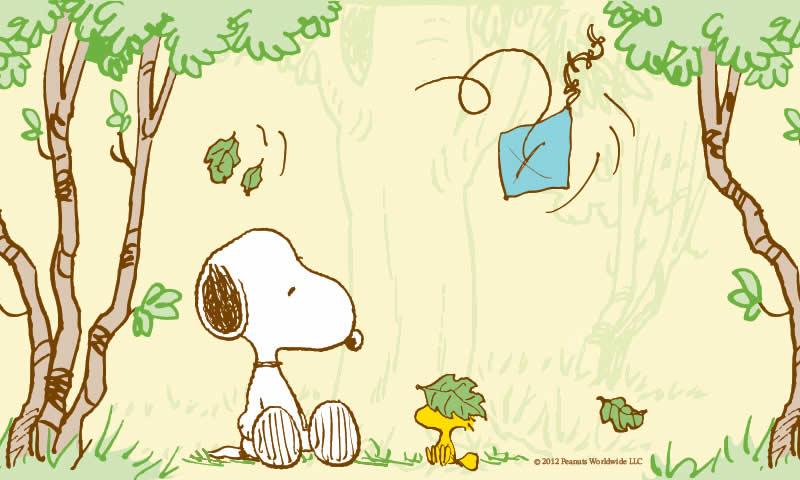 Charlie Brown Spring Wallpaper - WallpaperSafari