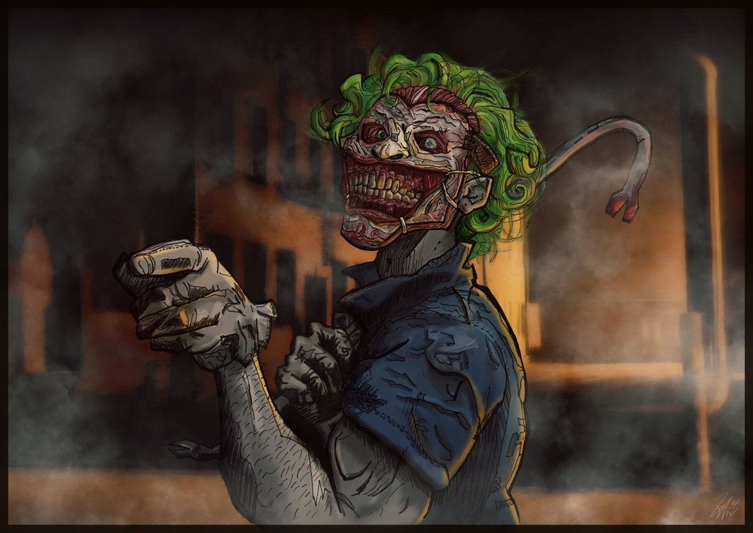 New Joker Wallpaper - WallpaperSafariNew 52 Joker Wallpaper