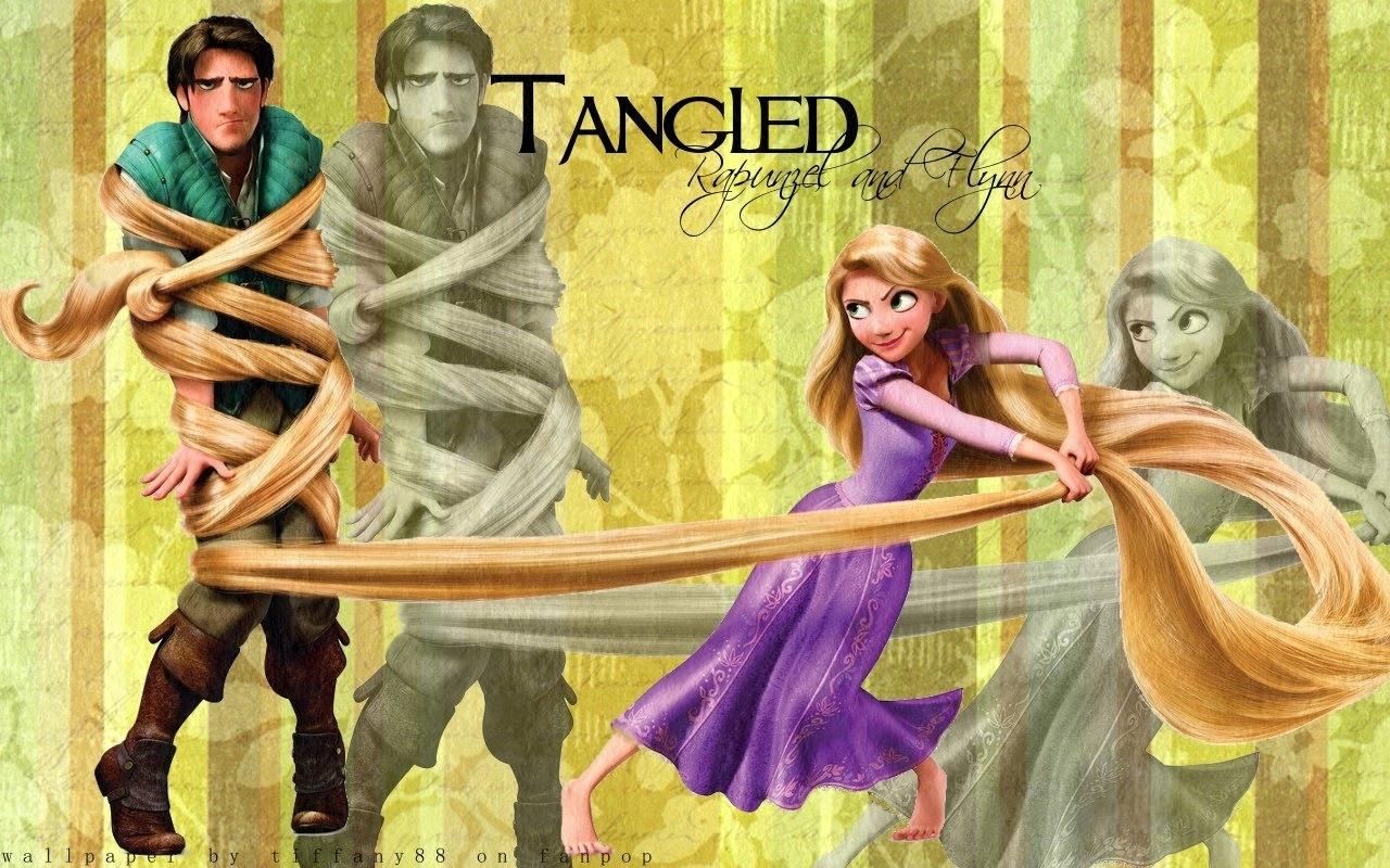 Tangled Tangled 1280x800
