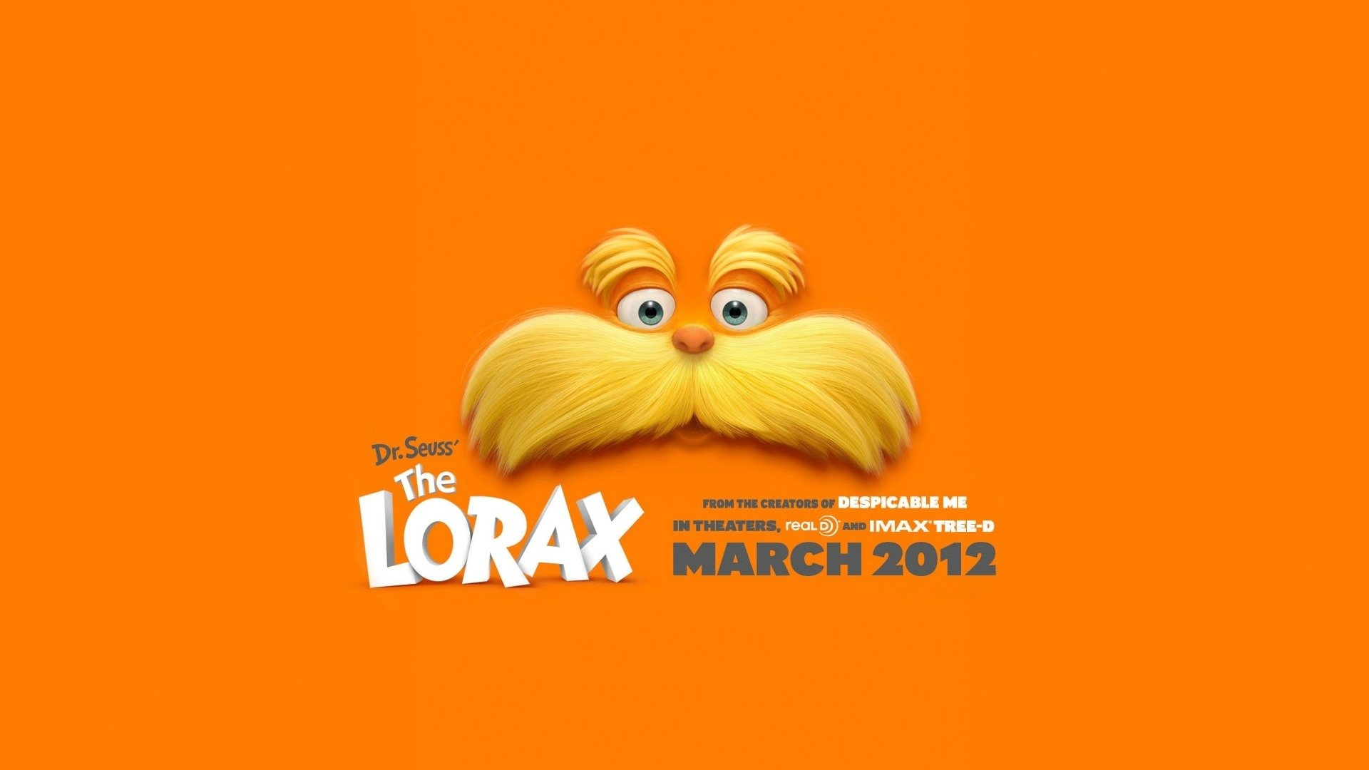 Dr Seuss The Lorax Wallpapers   1920x1080   182520 1920x1080