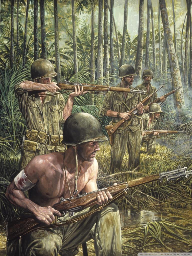 VK25 Vietnam War Wallpapers 768x1024   4USkY 768x1024