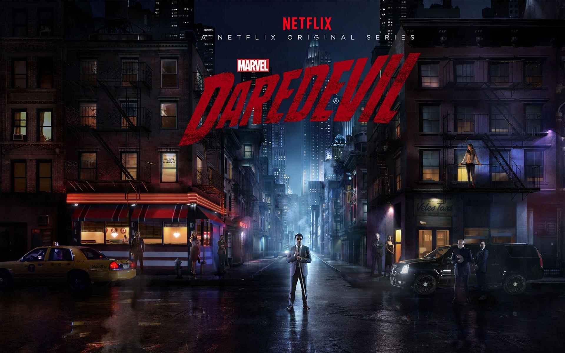 Daredevil 2015 TV Series Wallpapers HD Wallpapers 1920x1200