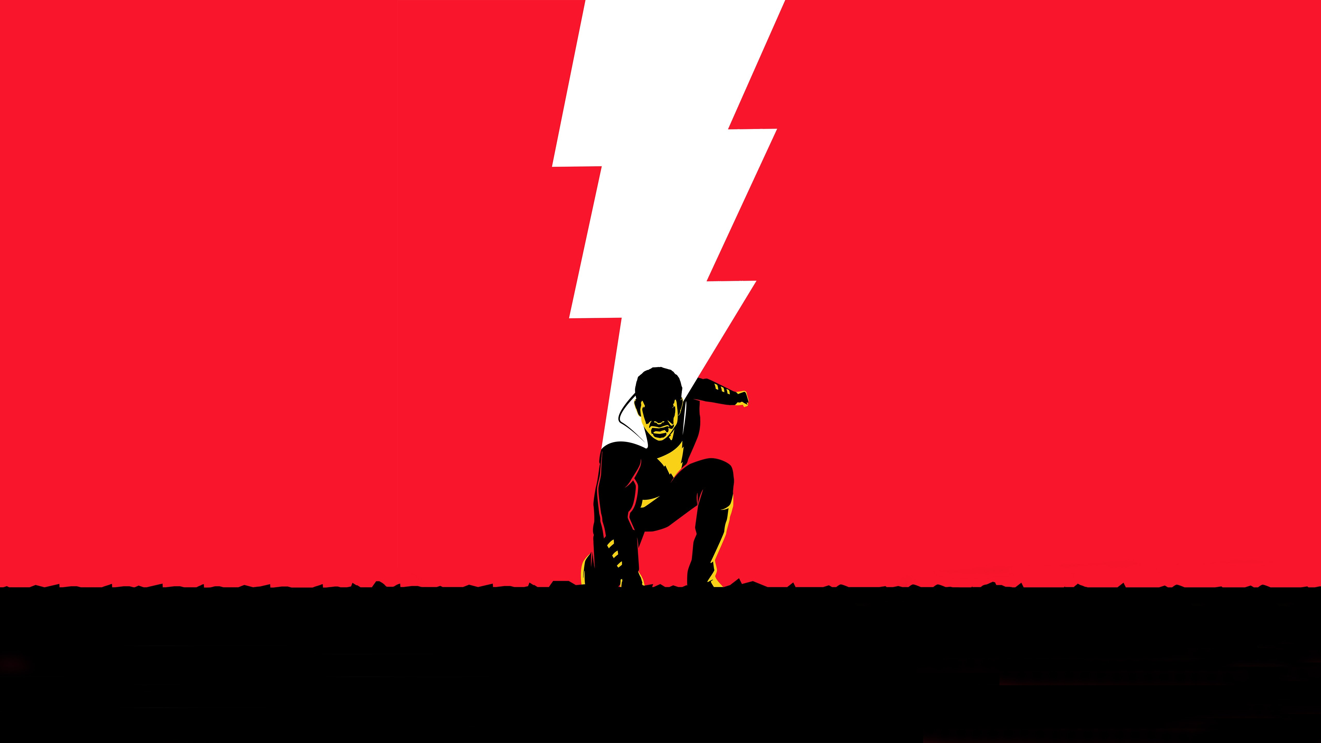 Shazam Wallpaperjpg MyConfinedSpace 5120x2880