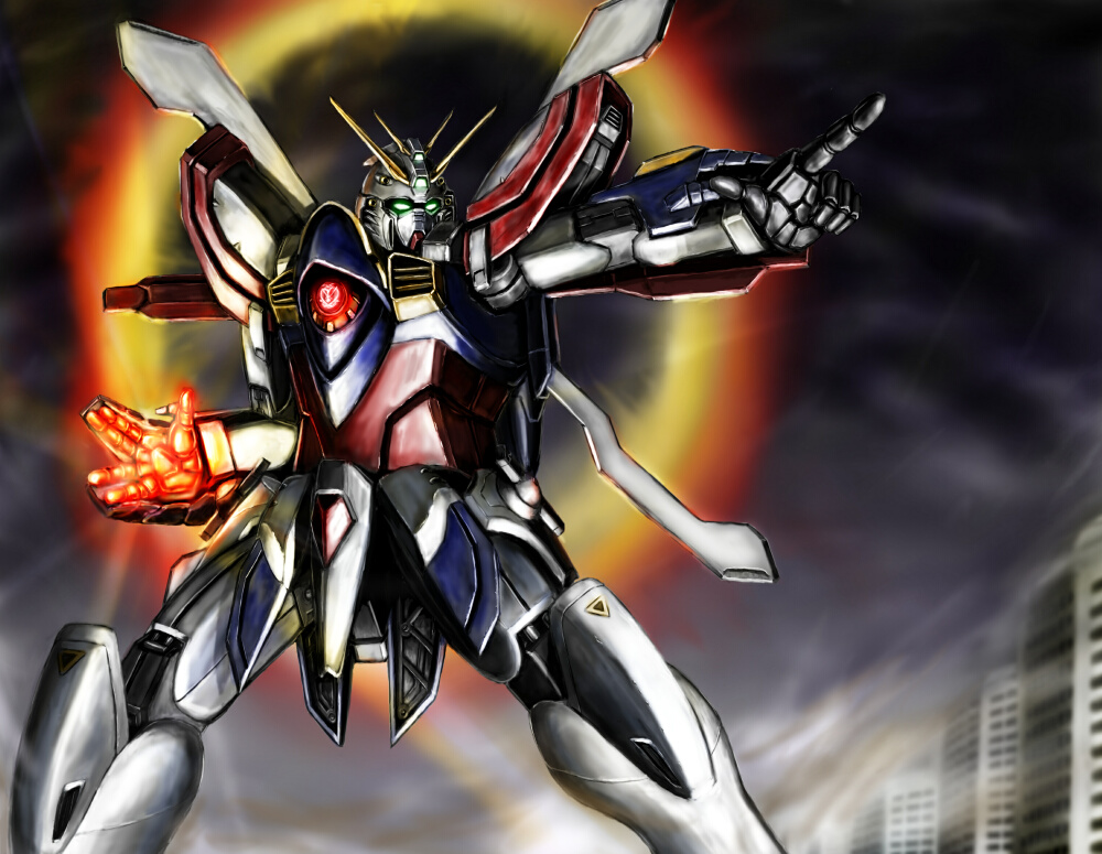 Gundam Wallpapers Burning Gundam Wallpapers 1000x775