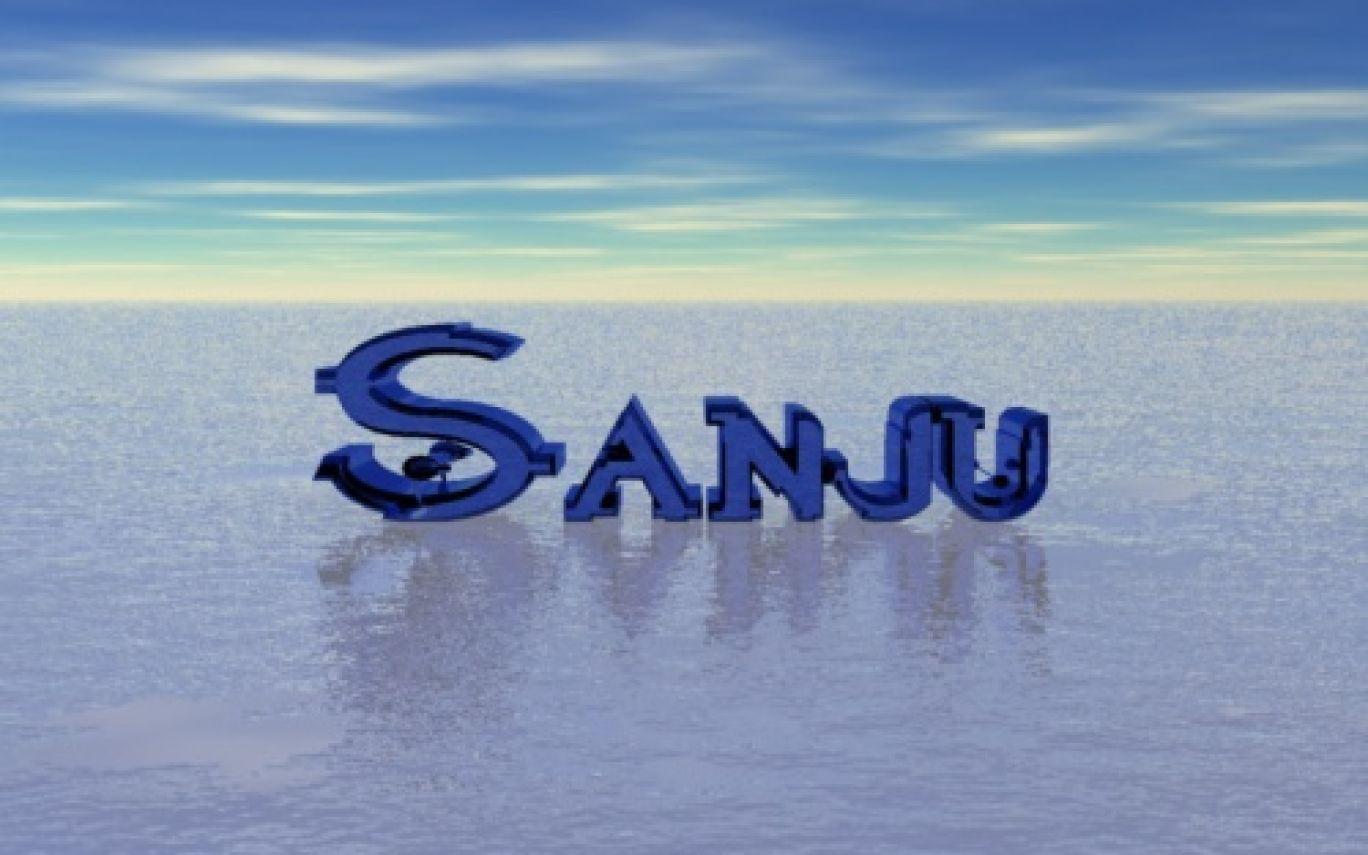 Sanju Name Wallpaper Group 40 Hot Trending Now   Sea 750424 1368x855