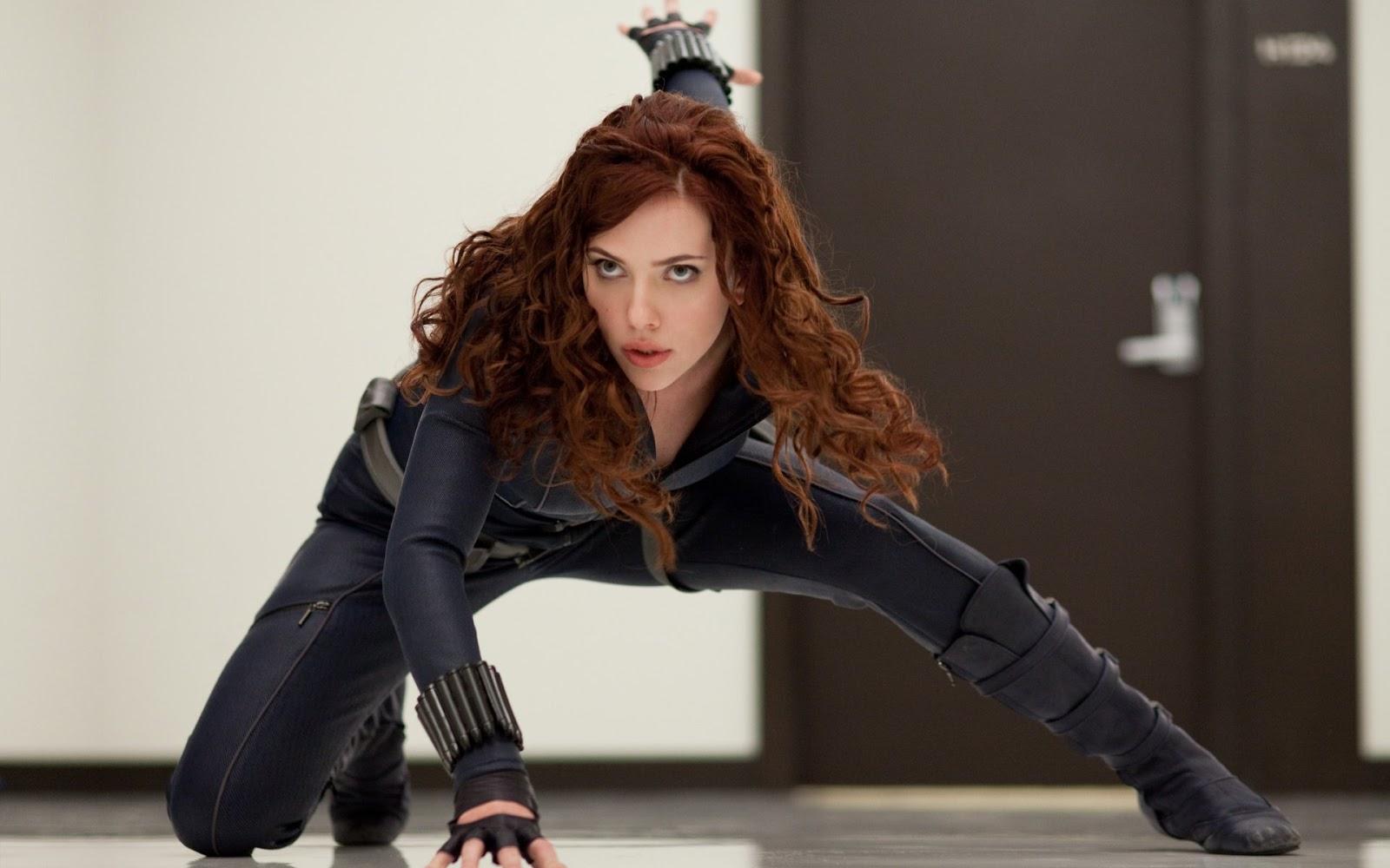 Iron Man 2   Black Widow   Scarlett Johansson HD Wallpapers 1600x1000