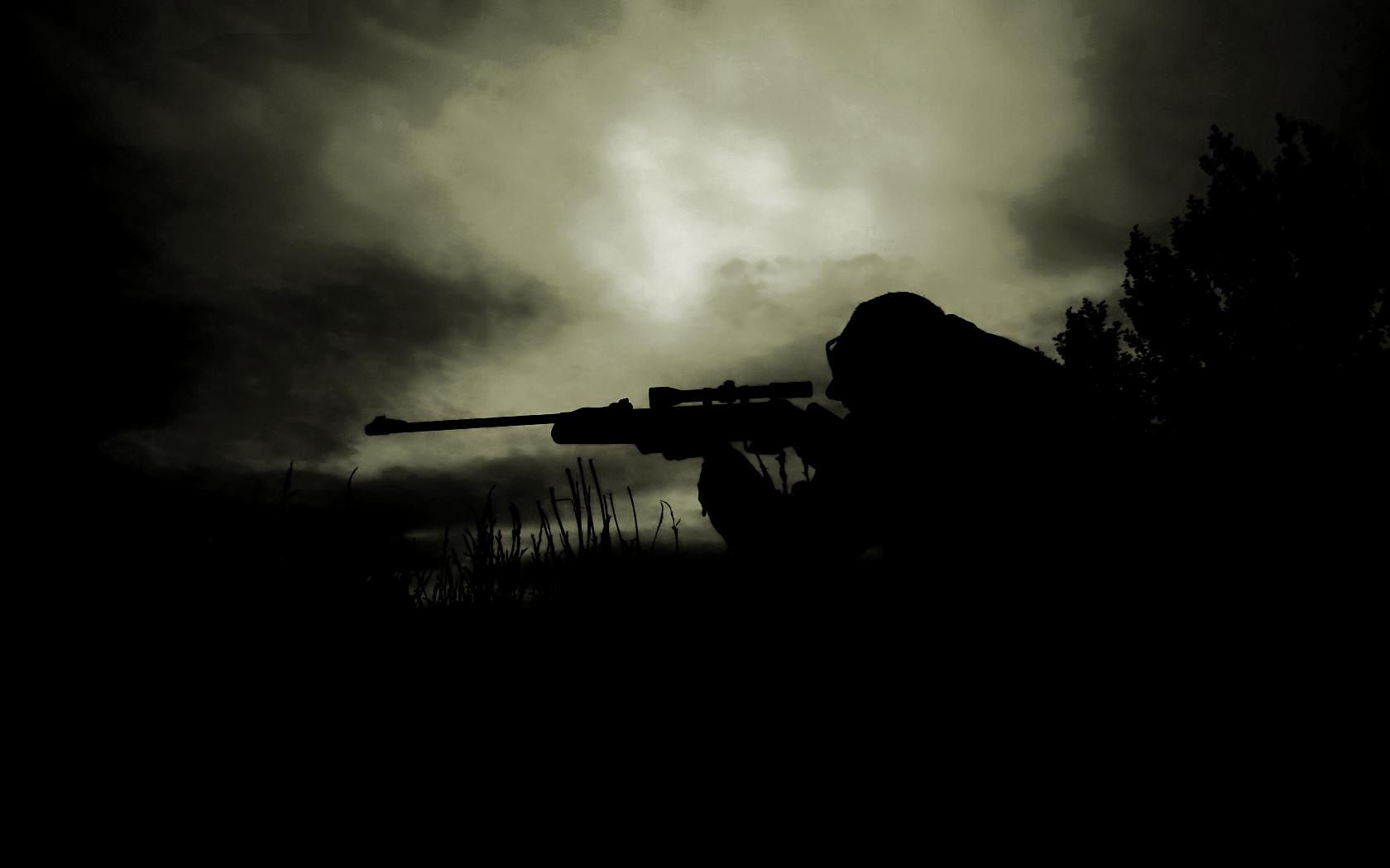 Sniper Wallpaper by Xavur 1680x1050